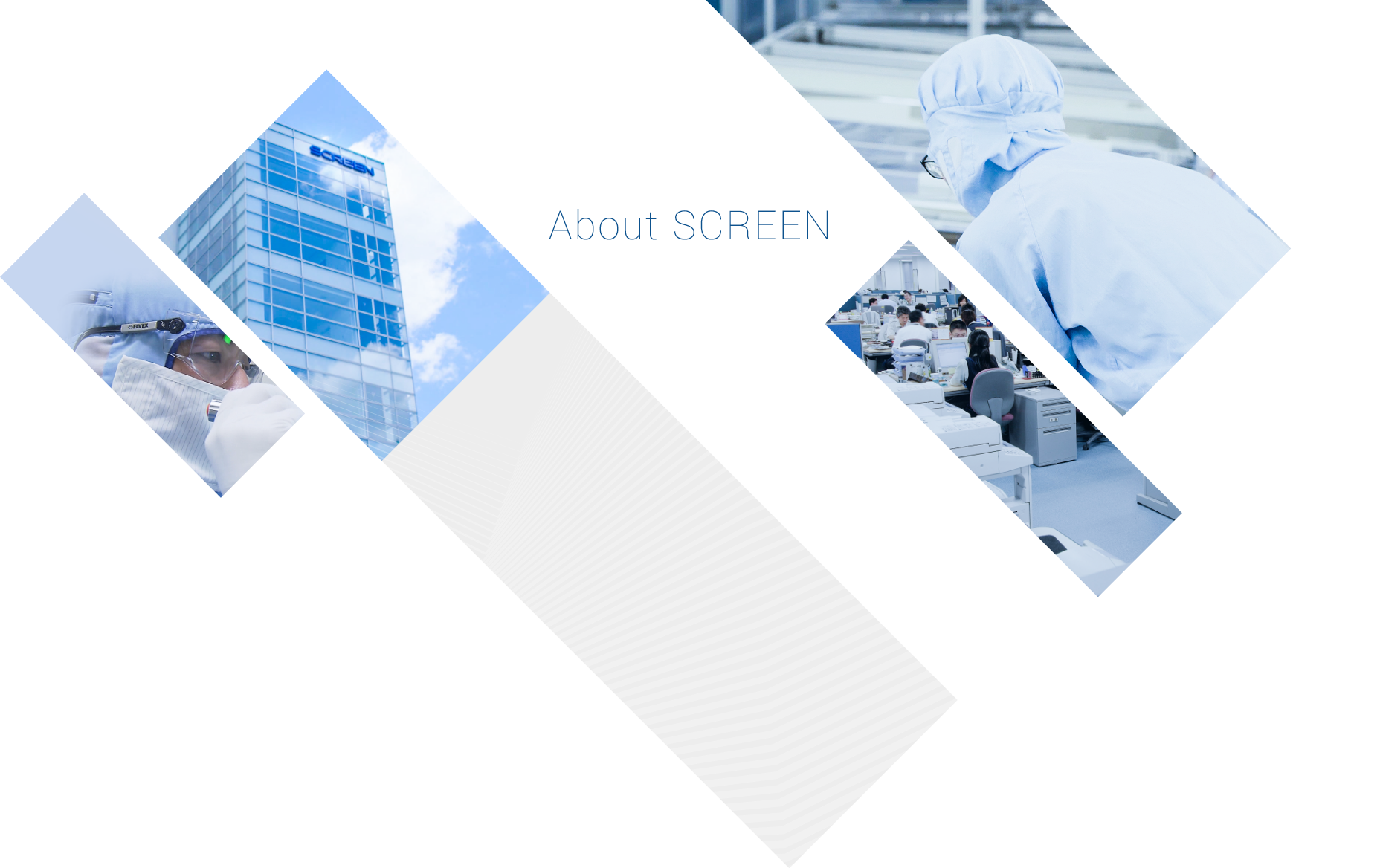 ABOUT SCREEN